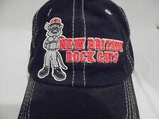 Vintage New Britain Rock Cats Minor League Mascot Baseball Kids Cap Adjustable