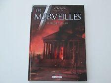 LES 7 MERVEILLES EO2014 TBE LE TEMPLE D'ARTEMIS EDITION ORIGINALE  DD1