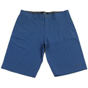 Oakley Take Short 3.0 Mens Size 34 L Ensign Blue Shorts Casual Golf Walkshort