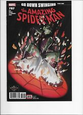 Amazing Spider-Man #797,798,799, #1 (2018) LGY 802 1st Prints Red Goblin