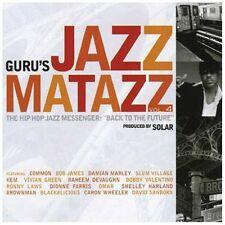 Guru - Gurus Jazzmatazz Vol 4  The Hip Hop Messenger Back To The Future [CD]