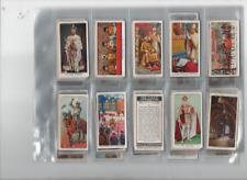 cigarette cards the kings coronation 1937 full set