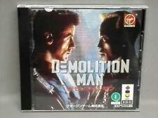 DEMOLITION MAN 3do Real Panasonic Import JAPAN Video Game