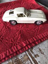 Rare Vintage Oem 1963 Corvette Sting Ray Dealer Promo Model Car Excellent