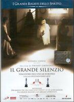 Dvd Il grande silenzio PHILIP GRONING GIOVANNI TAMBERI