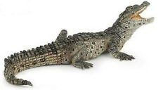 Papo Baby Crocodile Wild Gator Swamp Animal Pretend Play 50137 NEW
