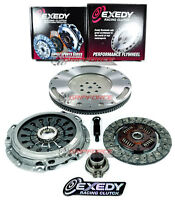 EXEDY RACING STAGE 1 HD CLUTCH KIT+MF04 FLYWHEEL 01-07 LANCER EVOLUTION EVO 8 9