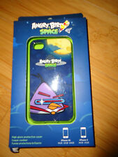 NEW CASE GEAR 4 ANGRY BIRD SPACE High Gloss Protective Cover for iPHONE 4S or 4
