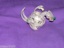 BAKUGAN Bakufrost White Pearl Ventus 3 Headed Hades 570G RETIRED Original 2009!