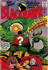 BLACKHAWK #211 G Condition