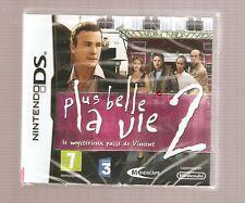 PLUS BELLE LA VIE 2 !!! Un Jeu Captivant sur DS/3DS. Jeu NEUF Blister