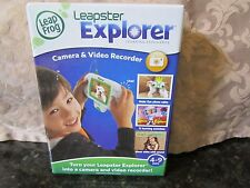Leap Frog handheld Leapster Explorer Camera and Video Recorder Accessory Part