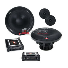 "Rockford Fosgate T-4652-S Power Series 2-Way 6-3/4"" Component Speaker System"