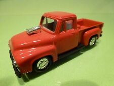 CHINA  FORD PICKUP 1953? - RED L9.0cm - GOOD CONDITION