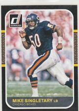 2016 Donruss 1987 Classics #5 Mike Singletary Bears
