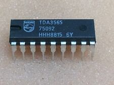 1 pc. TDA3565  PAL-Decoder  DIP18  NOS