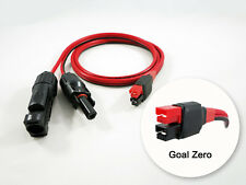 """3ft / 36"""" GOAL ZERO to MC4 Solar Connector 12AWG 45A Cable Cord Amp Guage in"""