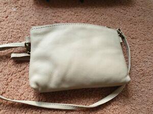 Luca & Marc Small Leather Handbag NEW
