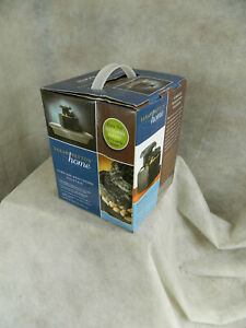 Sarah Peyton Cordless Meditation Fountain (NIB)
