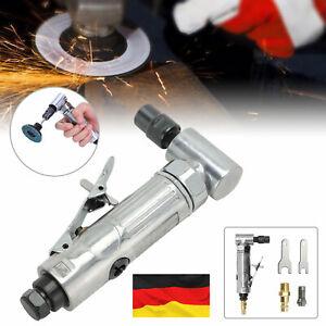 6.2Bar Druckluft Stabschleifer Winkel Schleifer Schleifmaschine Werkzeug  90°