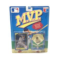 VTG 1990 MLB M.V.P. Premier Rookie Edition KEVIN MAAS Score Rookie Card & Pin