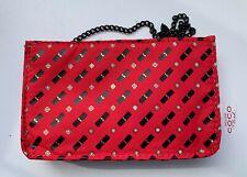 CHANEL Bag With Chain mini small rouge coco flash new rare le 2019 VIP GIFT