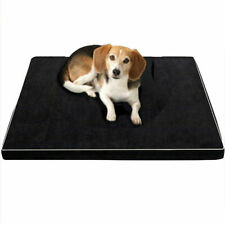 Memory Foam Dog Beds Oxford Bottom Orthopedic Mattress Beds For Large Dogs ML/XL