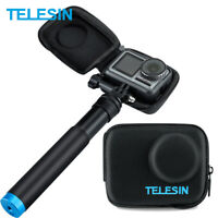 TELESIN Portable Mini Bag Handheld Protector Carrying Case For DJI Osmo Action