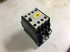 Siemens Contactor 3TF4110-0A, 110V Coil, Used, Warranty