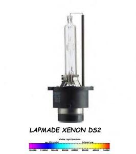 COPPIA LAMPADE FARI XENON D2S  6000 K RICAMBI AUTO 35W XENON LAMPADINE DS2
