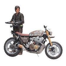 THE WALKING DEAD DARYL DIXON ACTION FIGURE & MOTORCYCLE DELUXE VERSION 2 BOX SET