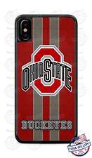 OHIO STATE BUCKEYES FOOTBALL LOGO TREAD PHONE CASE COVER FOR iPHONE SAMSUNG etc