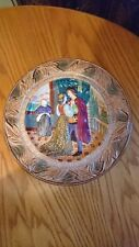 BESWICK SHAKESPEARE DISPLAY PLATE / CHARGER ROMEO AND JULIET