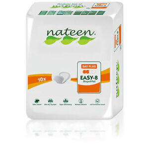 Tendercare-Nateen Yellow Day Plus Shaped Incontinence Pads