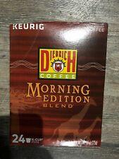 Diedrich Coffee Morning Edition Blend Keurig K-Cups, 24-Count FRESH