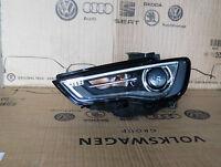 Original Audi A3 8V LED Bi Xenon Scheinwerfer Links 8V0941005AE Regal:9144