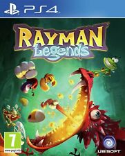 Rayman Legends Sony Playstation PS4 Game.
