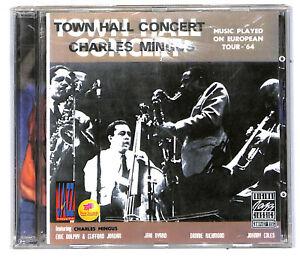 EBOND Charles Mingus – Town Hall Concert, 1964 CD CD033154