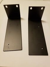 Rack Mount Ear Brackets 2U / New