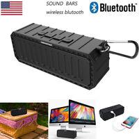 4.2 Bluetooth Speaker 3D Stereo Sound Bar Wireless Subwoofer TV FM Soundbar Gift