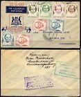 1951 - Olanda - Volo KLM da Amsterdam a Johannesburg (Sudafrica), 08/10/1946