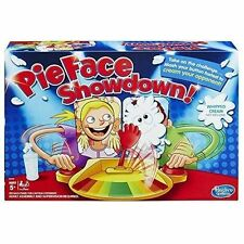Pie Face Showdown Game C0193 Hasbro Gaming PIEFACE Show Down