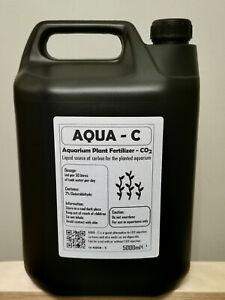 AQUA - C Carbon - Liquid CO2  Easy Carbo Fertilizer for aquarium