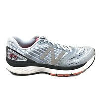New Balance 860 V9 Running Shoes Womens Size 8 Blue White Gray Sneakers W860BP9