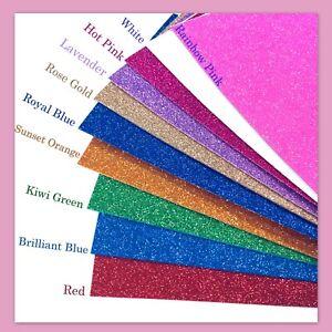 EVA Foam Sheets Self-Adhesive Glitter Eva for Arts and Crafts Cosplay- 10PK