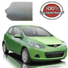 Car Cover Suits Mazda 2 3 Door Hatchback to 4.06m Prestige 100% Waterproof Ultra