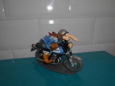 1504186 Joe bar team moto figurine Aimé lasauce kawasaki 350 avenger 1971