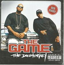 THE GAME Documentary TRAILER Version RARE PROMO DVD VIDEO SEALED USA 2004