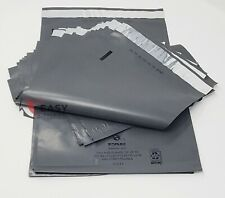 Poly Mailers Shipping Envelopes Self Sealing Plastic Mailing Bags All Sizes Gray