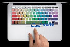 Rainbow Macbook Keyboard Stickers Macbook Air / Pro Keyboard Decals Skin KB